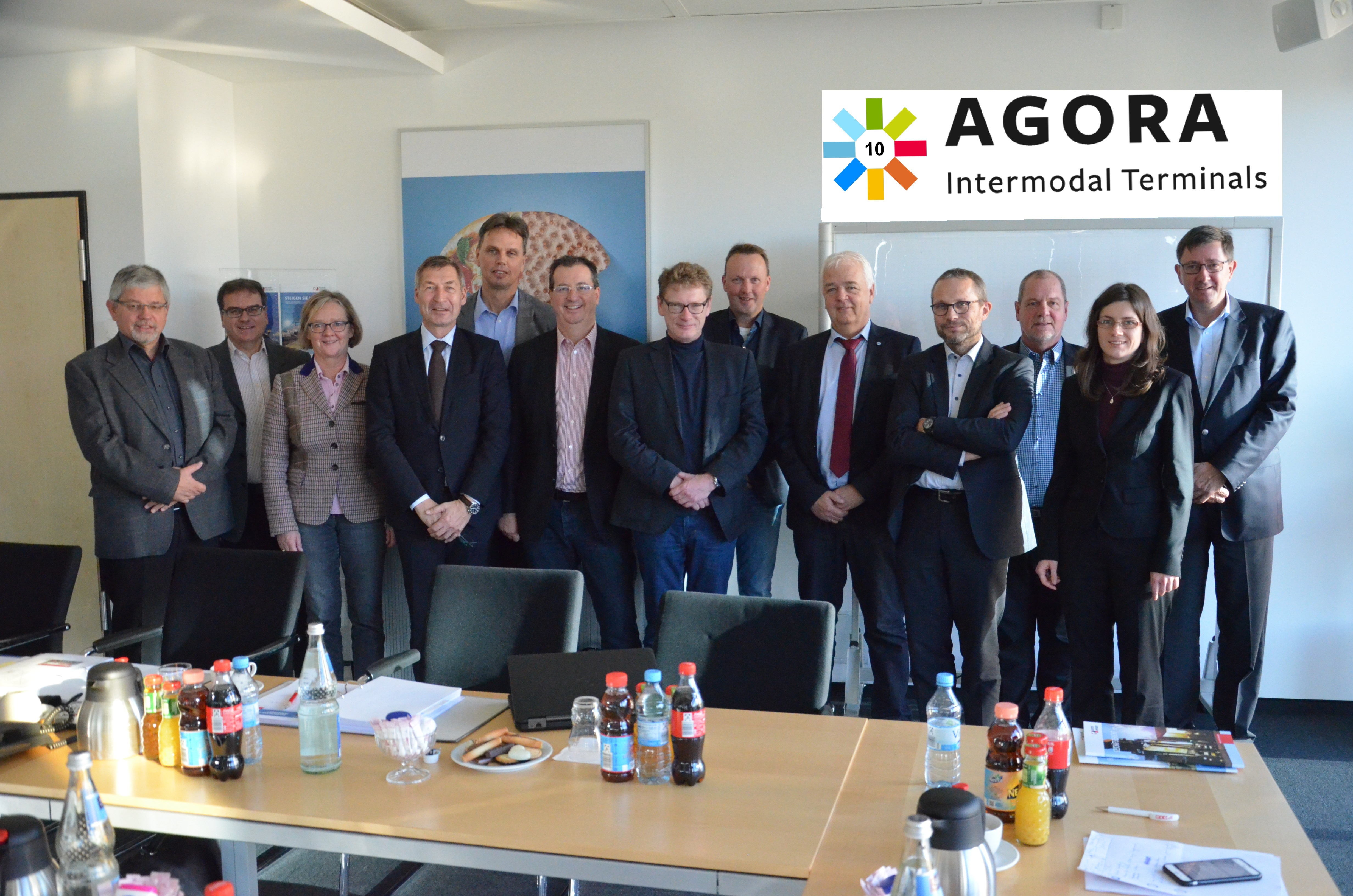 AGORA Group in Frankfurt, 28./29. November 2016