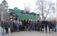 Bulgarian Green Transport Cluster and COSMOS project partners